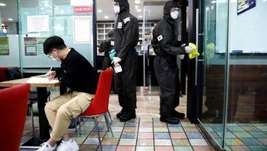 Photo of South Korea reports 74 new coronavirus cases