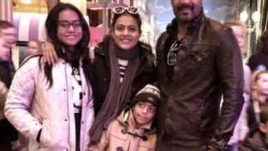 Photo of Coronavirus: Ajay Devgn slams rumours about Kajol and Nysa