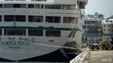 Photo of Virus cases spike after Australia cruise ship stand-off ends
