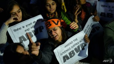 Photo of India hangs four men over 2012 Delhi bus gang-rape