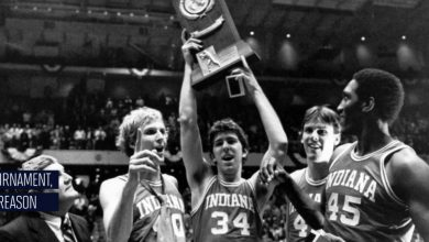 Photo of Today in sports history: Indiana beats UNC after Ronald Reagan is shot