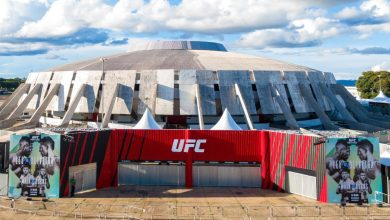 Photo of UFC Fight Night 170: MMA event held in Brazil amid coronavirus pandemic