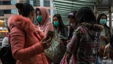 Photo of Hong Kong reports third COVID-19 death