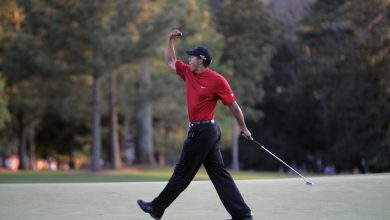 Photo of Tiger Woods: Remembering 2005 Masters victory