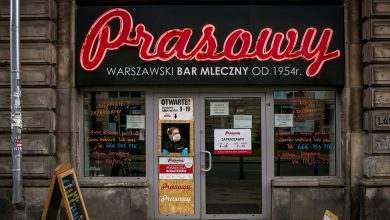 Photo of In Poland, Milk Bars Serve Up Nostalgia Along With Affordable Food