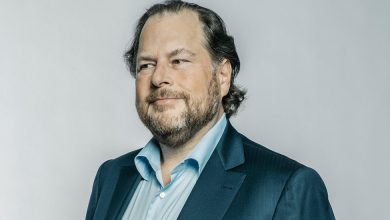 Photo of Marc Benioff's $25 Million Blitz to Buy Protective Gear From China