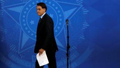 Photo of Bolsonaro, Isolated and Defiant, Dismisses Coronavirus Threat to Brazil