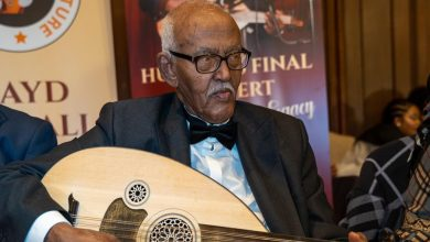 Photo of Ahmed Ismail Hussein, Venerable Somali Musician, Dies at 91