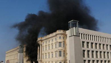 Photo of Explosion at Berlin's Humboldt Forum Puts Delayed Opening in Doubt