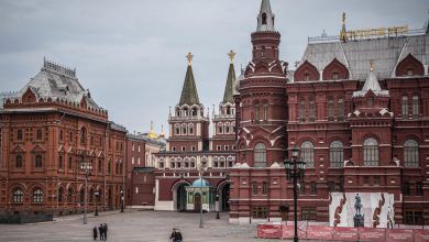 Photo of After Months of Denial, Russia Admits the Virus Is Taking Hold