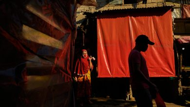 Photo of In a Manila Slum, Coronavirus Lockdown Hits Hard