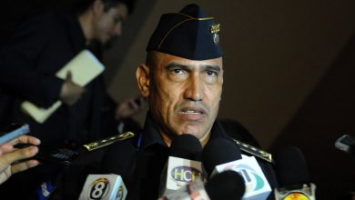 Photo of Former Honduras Police Chief Charged With Drug Offenses