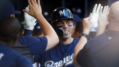Photo of Christian Yelich Is Trying 'Not to Get Too Rusty'