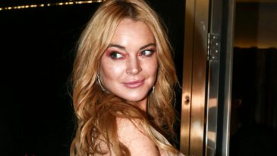 Photo of Lindsay Lohan tells David Spade about life in Dubai during COVID-19