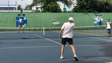 Photo of How I Found Common Ground With My Immigrant Dad on a Clay Court