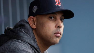 Photo of Red Sox's Alex Cora Suspended Through 2020 in Sign-Stealing Scandal