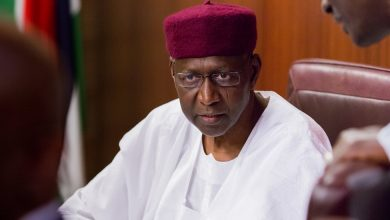 Photo of Abba Kyari, Nigerian President's Right-Hand Man, Dies