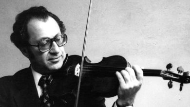 Photo of Hellmut Stern, 91, Dies; Violinist Returned to Germany After Fleeing