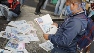 Photo of Media coverage of coronavirus draws restrictions on press freedom