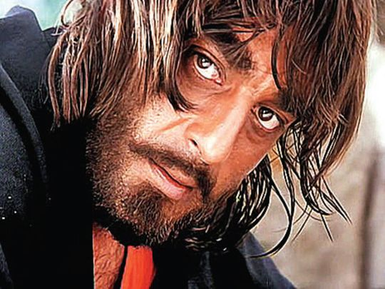 Sanjay Dutt in