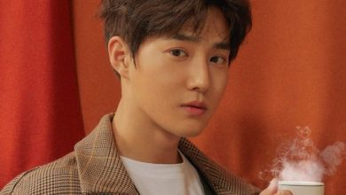 Photo of Exo's Suho takes K-Pop up the charts in the UAE