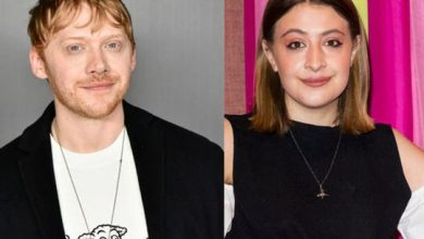 Photo of 'Harry Potter' star Rupert Grint is going to be a dad
