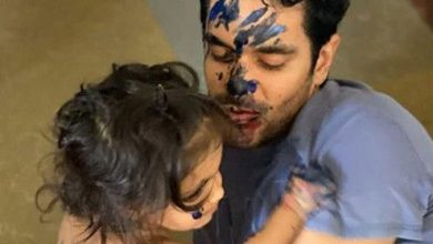 Photo of Angad Bedi: My daughter changed my perspective towards life