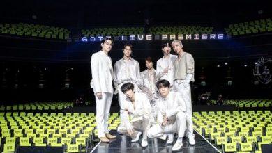 Photo of K-Pop Corner: GOT7 soar UAE charts with comeback album