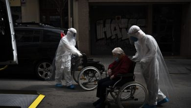 Photo of Nursing homes linked to up to half of coronavirus deaths in Europe, WHO says