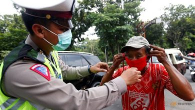 Photo of Indonesia reports 325 new coronavirus cases, bringing total to 6,248