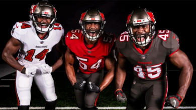 Photo of NFL: Ranking new uniforms revealed for 2020 season