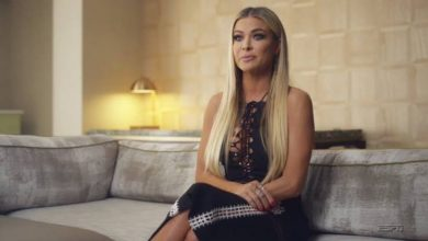 Photo of The Last Dance director shares Dennis Rodman, Carmen Electra first date story