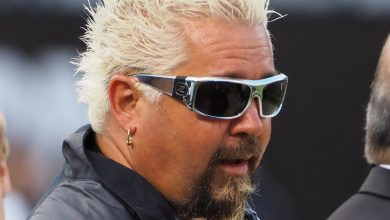 Photo of Guy Fieri makes cameo appearance during NFL draft