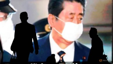 Photo of Japan PM Abe criticised as tone deaf after lounge-at-home Twitter video