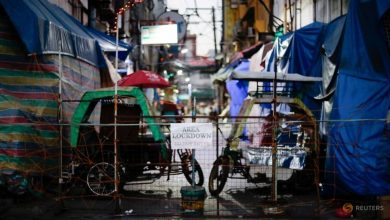 Photo of Philippines reports five new deaths, 106 more coronavirus cases