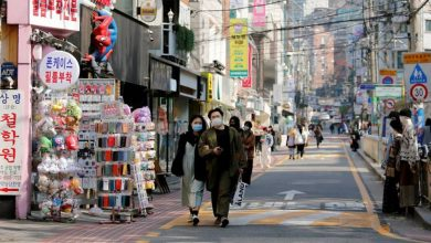 Photo of South Korea extends intensive social distancing to reach 50 daily coronavirus cases
