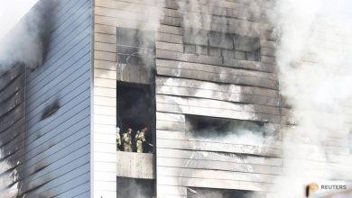 Photo of Fire at South Korea warehouse kills 38