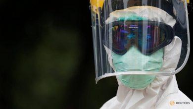 Photo of Indonesia says coronavirus infections rise above 10,000