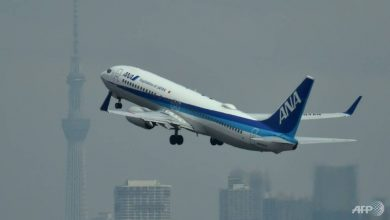 Photo of Japan's ANA net profit dives 75% as COVID-19 hits air travel