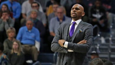 Photo of Jerry Stackhouse talks playing with Michael Jordan, Wizards