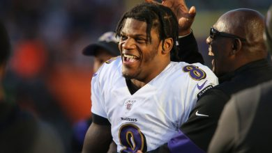 Photo of 'Madden 21′ cover features Ravens' Lamar Jackson