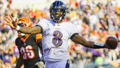Photo of Lamar Jackson: A Fantasy First-Rounder?