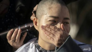 Photo of China rights lawyer released after five years in jail
