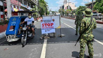 Photo of Philippine President Duterte threatens martial law-like COVID-19 crackdown