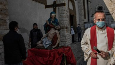 Photo of As They Console Coronavirus's Victims, Italy's Priests Are Dying, Too