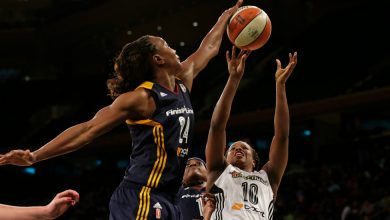 Photo of Tamika Catchings: 'Relentless' and Headed to the Hall of Fame