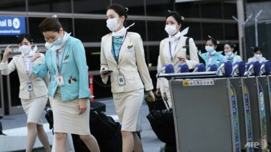 Photo of COVID-19: Korean Air puts 70% of staff on leave