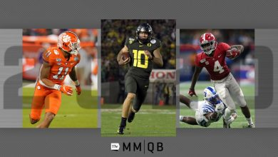 Photo of 2020 NFL Mock Draft 14.0: Five Rounds, No Trades