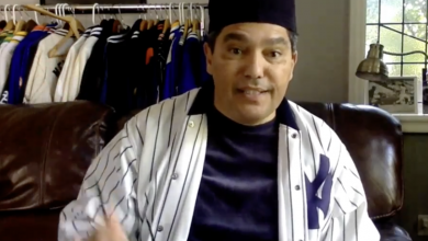 Photo of Actor Nick Turturro: I'm a Lunatic Yankees Fan