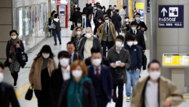 Photo of Japan coronavirus infections reach at least 5,000 cases: NHK